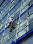 mytí oken fasády
