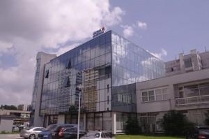Administrativní budova České Spořitelny