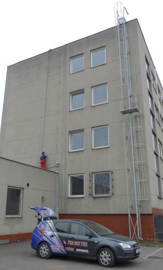 Oprava panelových spár Paskov