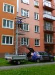 Oprava dilatační spáry- Ostrava